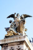 Il Pensiero myśli rzeźba Zdjęcie Stock