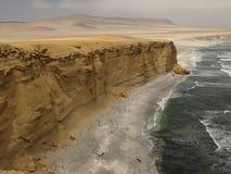 Il Perù fotografia stock