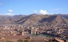 Il Perù fotografie stock