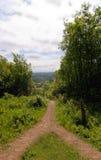 Il percorso di destra Fotografie Stock