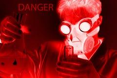Il pericolo Immagine Stock Libera da Diritti