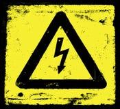 Il pericolo illustrazione vettoriale