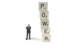 Il pericolo di potenza Immagine Stock Libera da Diritti
