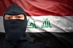Il pericolo iracheno Fotografia Stock