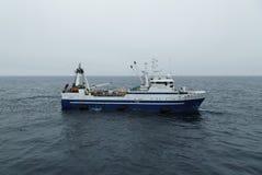 Il peschereccio MYS DOKUCHAEVA Fotografia Stock Libera da Diritti