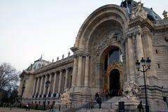 Il Petit Palais (piccolo palazzo) è un museo a Parigi Fotografia Stock Libera da Diritti