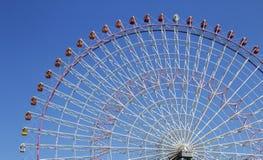 Il più alto Tempozan Gaint Ferris Wheel (Daikanransha) nel Cl Immagine Stock