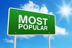 Il più popolare fotografia stock