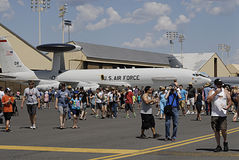 2014 il più skyfest Immagine Stock Libera da Diritti