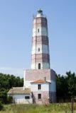 Il più vecchio faro sul Balcani peninsulare, Bulgaria Fotografia Stock