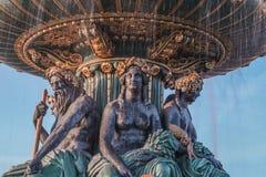 Il piazza de la Concorde Fotografie Stock