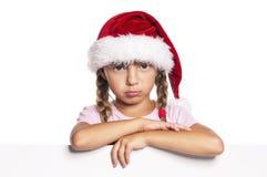 Il piccolo Babbo Natale Immagini Stock Libere da Diritti