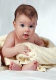 Il piccolo bambino Immagini Stock