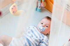 Il piccolo bambino Fotografia Stock Libera da Diritti