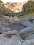 Il piccolo canyon Fotografia Stock