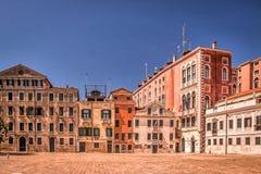 Il piccolo Messico a Venezia fotografia stock