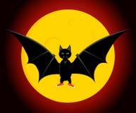 Il pipistrello fotografia stock libera da diritti
