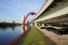 Il ponte Fotografie Stock
