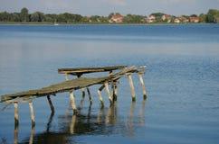 Il ponte del pescatore Fotografie Stock Libere da Diritti