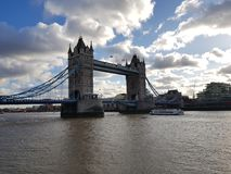 Il ponte della torre immagini stock libere da diritti