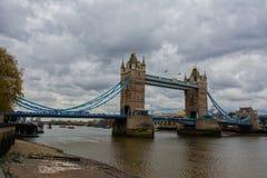 Il ponte della torre Immagine Stock