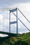 Il ponte di Bosphorus, Costantinopoli, Turchia Immagine Stock Libera da Diritti