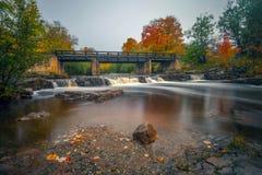 Il ponte di grande Eric fotografia stock