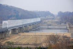 Il ponte di libertà Immagini Stock