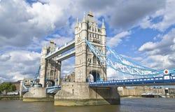 Il ponte di Londra Fotografie Stock