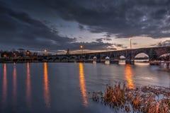 Il ponte 4 di O'Briens Immagine Stock Libera da Diritti