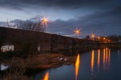 Il ponte 2 di O'Briens Fotografia Stock