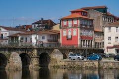 Il ponte di Traiano immagine stock