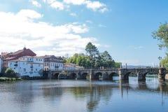 Il ponte di Traiano fotografie stock