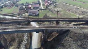 Il ponte su Volovechchina ha visto tre secoli video d archivio