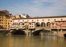 Il Ponte Vecchio Fotografia Stock