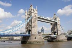 Il ponticello della torretta a Londra Fotografia Stock Libera da Diritti