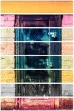 Il portello di destra Fotografia Stock Libera da Diritti
