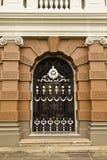 Il portello nel grande palazzo Fotografie Stock