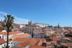 Il Portogallo, Lisbona Fotografia Stock