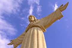 Il Portogallo, Lisbona: Rei del Christ o re del Christ Immagini Stock