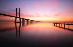 Il Portogallo, Lisbona - Vasco da Gama Immagine Stock Libera da Diritti
