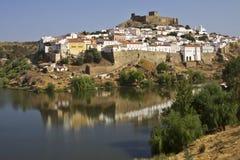 Il Portogallo: Mertola Immagini Stock Libere da Diritti