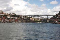 Il Portogallo, Oporto fotografie stock