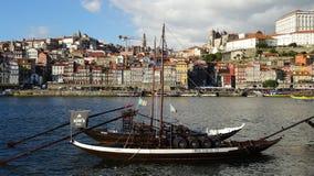 Il Portogallo - Oporto Fotografie Stock Libere da Diritti
