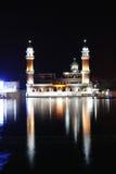 Il portone dorato del tempio, Amritsar, Punjab, India Fotografia Stock Libera da Diritti
