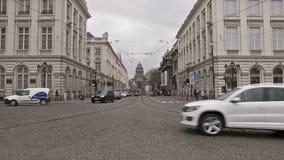 Il posto Royale a Bruxelles Lasso di tempo archivi video