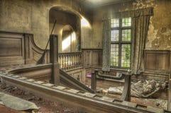 Il pozzo delle scale Fotografia Stock Libera da Diritti