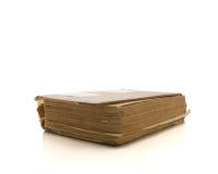 Il pozzo ha letto il vecchio libro Fotografia Stock