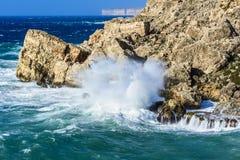 Il-Prajjet golf, Malta Stock Images