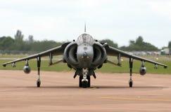 Il predatore salta il jet Fotografia Stock